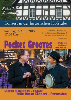 Sattelhof Pocket Grooves A3