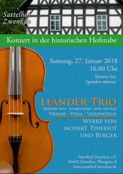 Leandertrio 2018-01