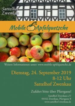 Sattelhof Apfelquetsche 2019