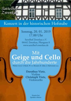 geige Cello