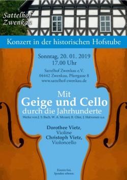 geige Cello