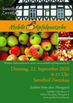 Sattelhof Apfelquetsche A3-1 2020